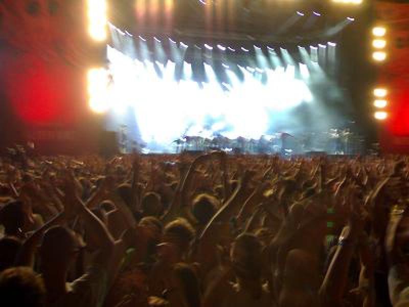 Koncert latem - jak się wystylizować?