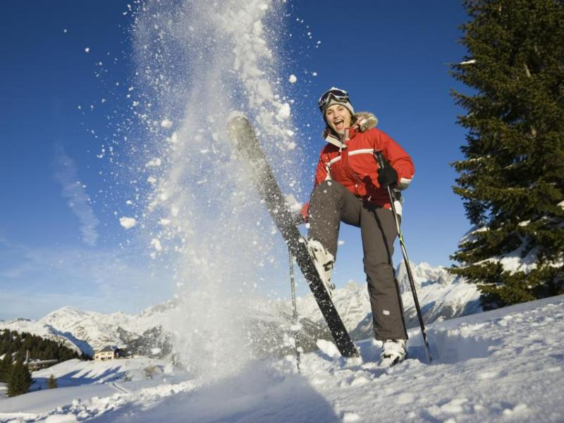Kondycja przed wyjazdem na narty