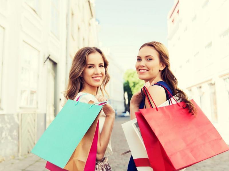 Konkurs wyjdź z cienia prosto na zakupy! Jak wyglądały zakupy ze stylistą?