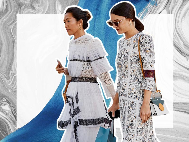 01c5f9769e2624 Sukienki koronkowe na każdą okazję. Przegląd modeli z sieciówek + ...