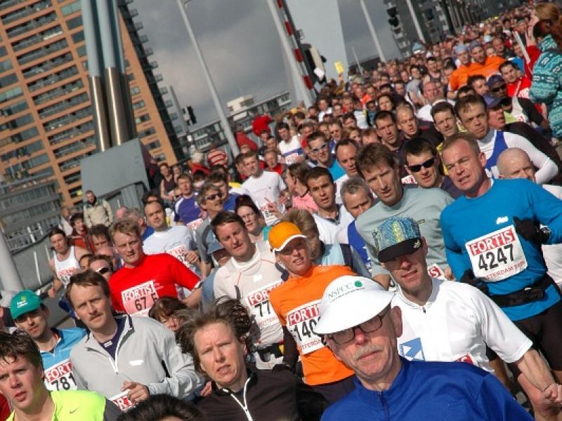 Korzyści z przerw na marsz w trakcie biegu