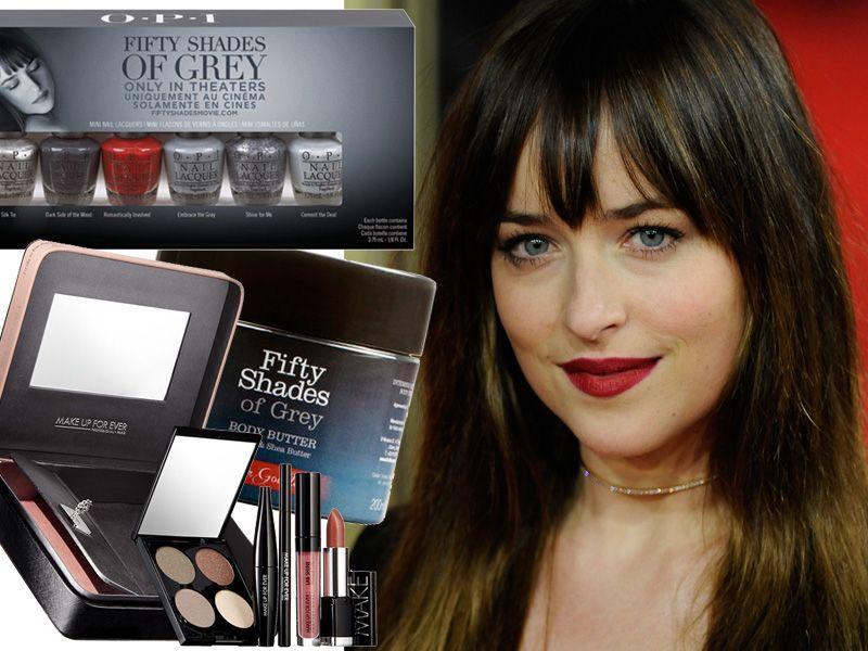 """Kosmetyki inspirowane filmem """"50 twarzy Greya"""""""