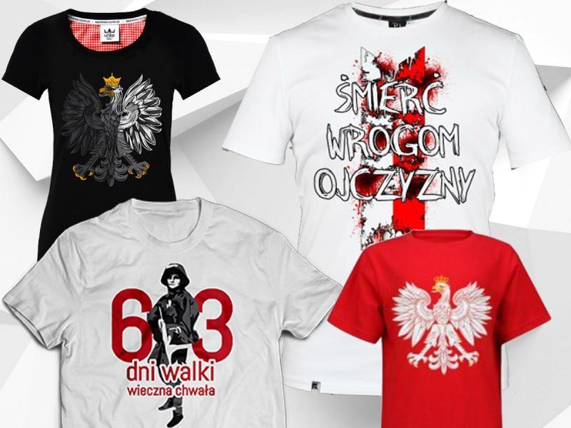 33daaf26c Koszulki Patriotyczne