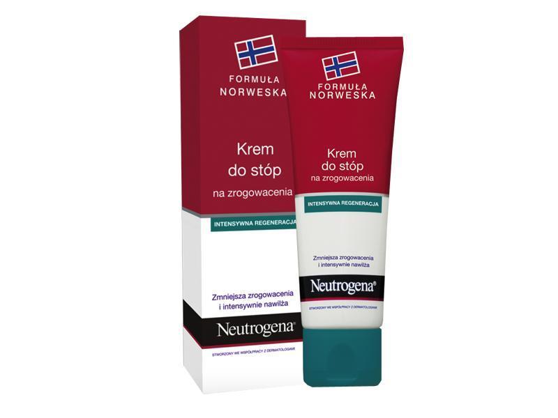 Kremy do stóp Neutrogena