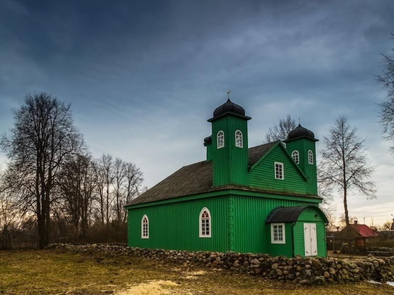 Kruszyniany – tatarska wioska