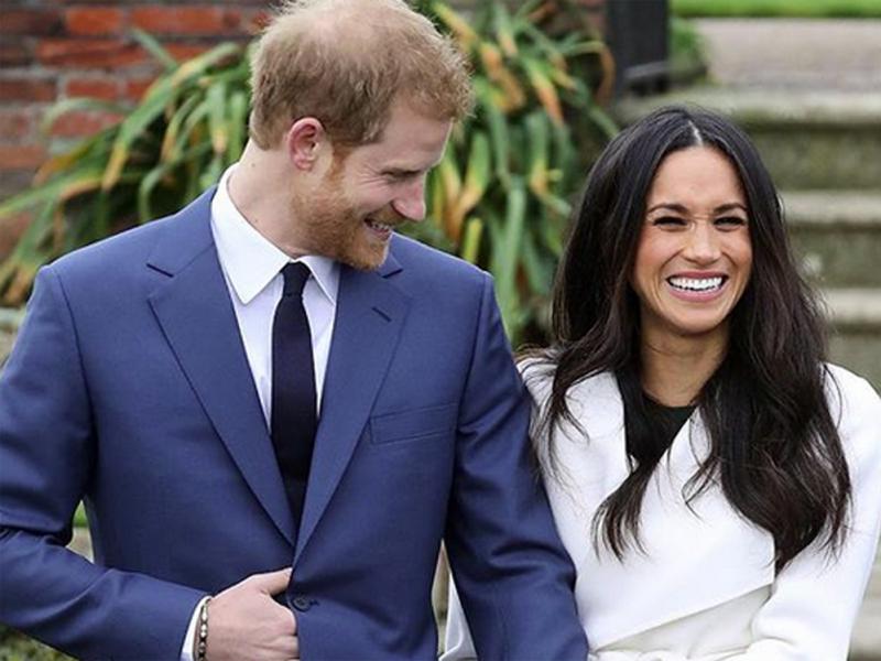 Książę Harry i Meghan Markle zaręczeni - data ślubu ...