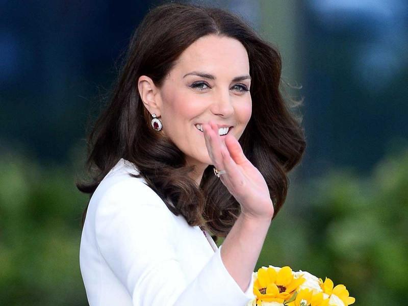 Księżna Kate pojawiła się w sukience polskiej projektantki! O kogo chodzi?