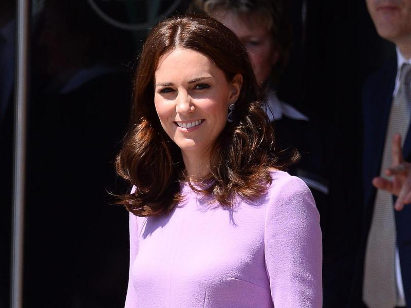Księżna Kate ponownie w sukience z Zary! Jaki model wybrała tym razem?