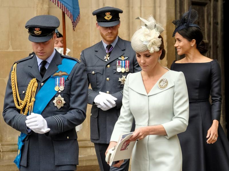Księżna Kate upomina księcia Williama. Jej wzrok mówi wszystko! Filmik podbija sieć