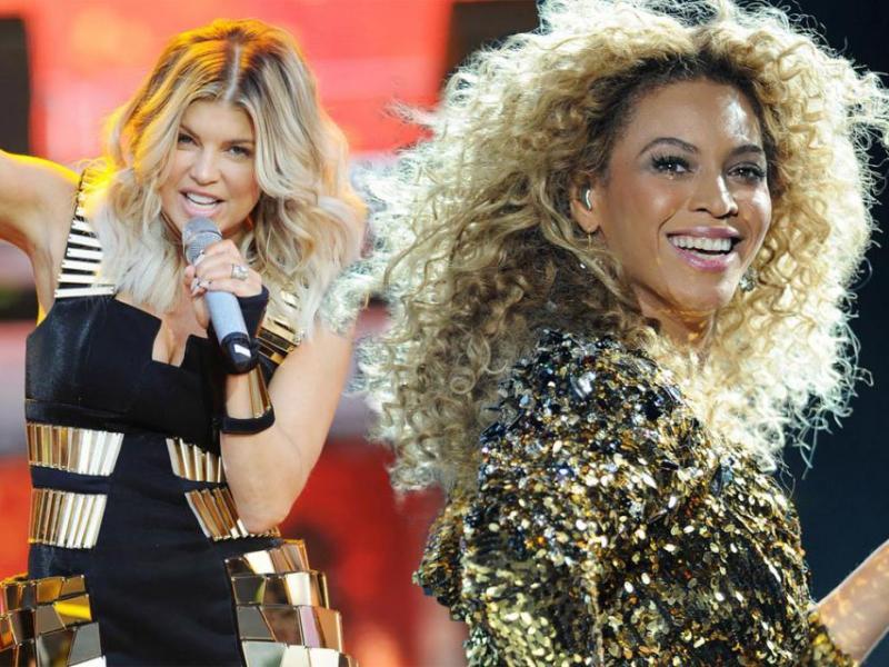 Kto lepiej na scenie w złocie i czerni