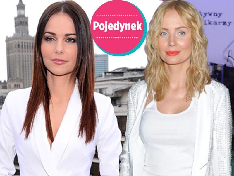 Która lepiej w białym garniturze? [sonda]