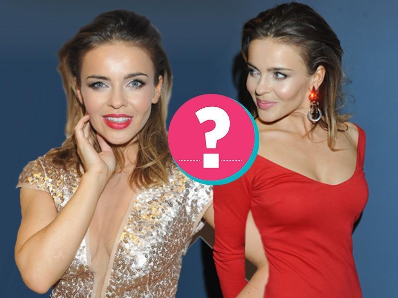 Która szminka pasuje bardziej do Edyty Herbuś?
