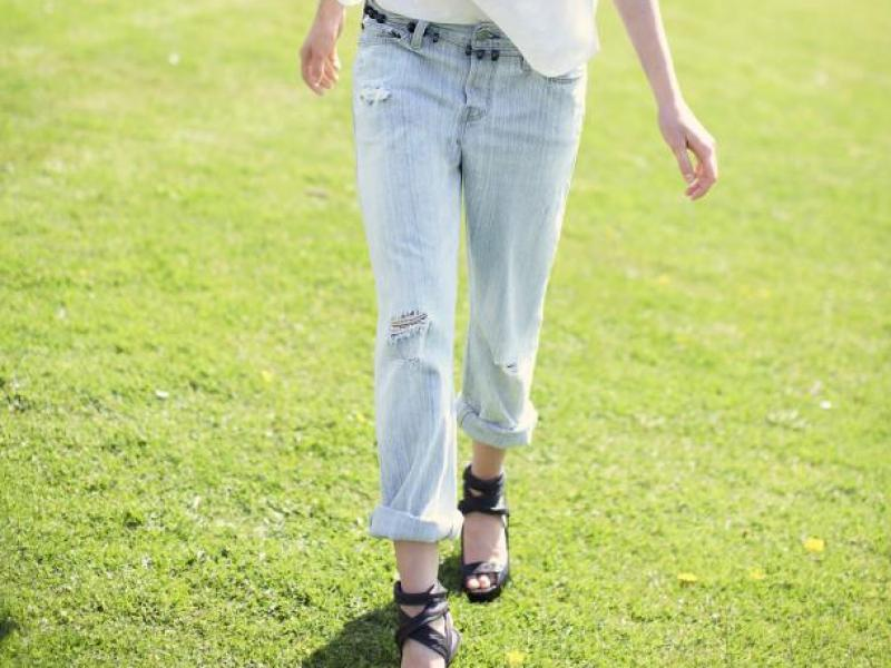 Kultowe Levi's 501 Jeans dla pań