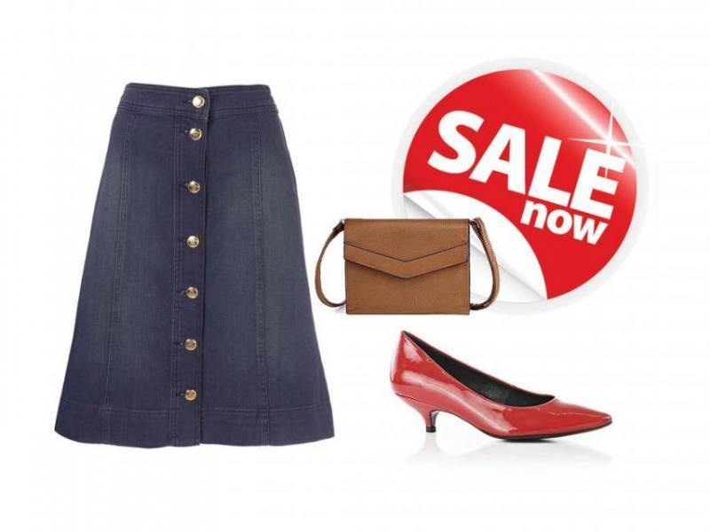 Kup na wyprzedaży - bądź modna wiosną 2011
