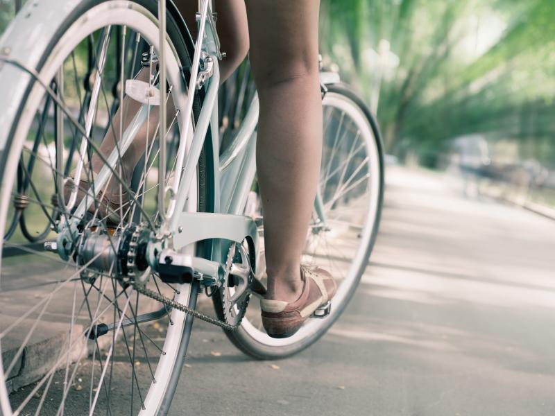 Ile zrobić km rowerem stacjonarnym aby schudnąć