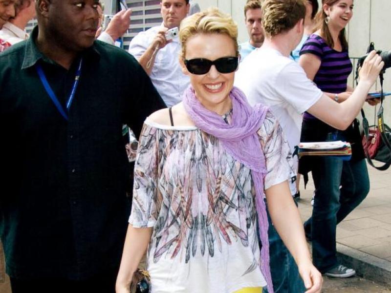Kylie Minogue znalazła tego jedynego!