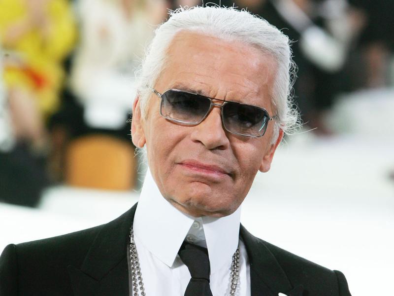 Karl Lagerfeld dla Loreal