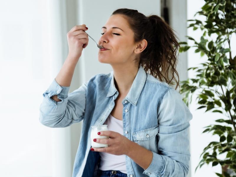 Laktoza - składnik jogurtów