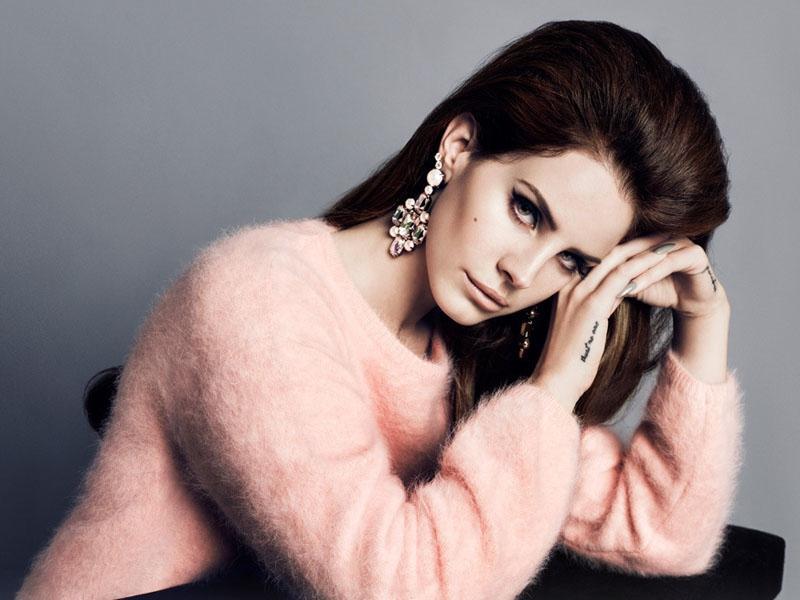 Lana Del Rey twarzą jesiennej kampanii H&M