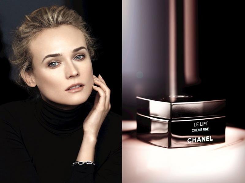 Le Lift - nowe, inteligentne kremy <br>od Chanel