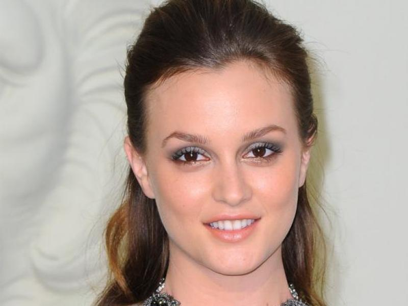 Leighton Meester - styl gwiazdy