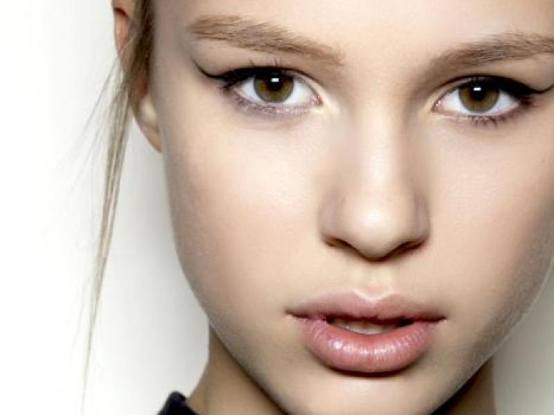 Lekki makijaż na co dzień
