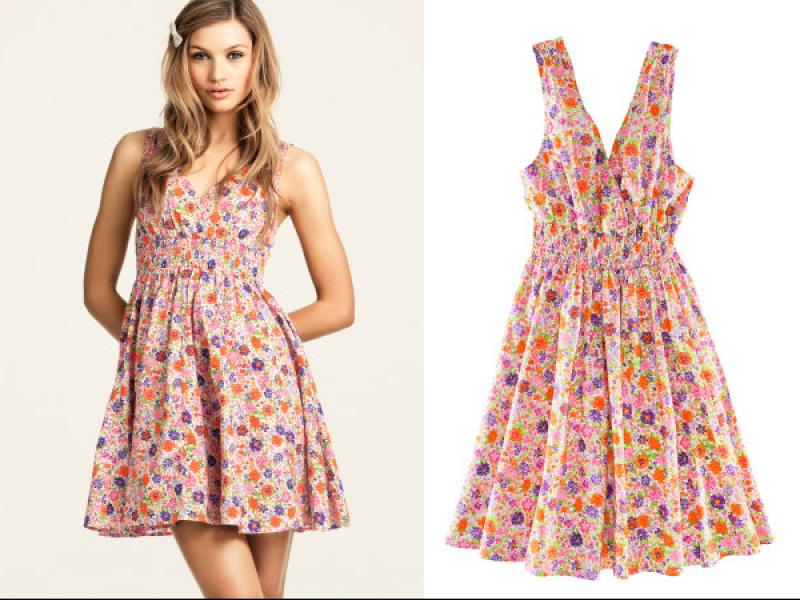 9839973e Letnie sukienki idealne dla kobiet w ciąży od H&M - Trendy sezonu ...
