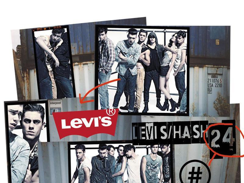 Levi's w butiku Hash24