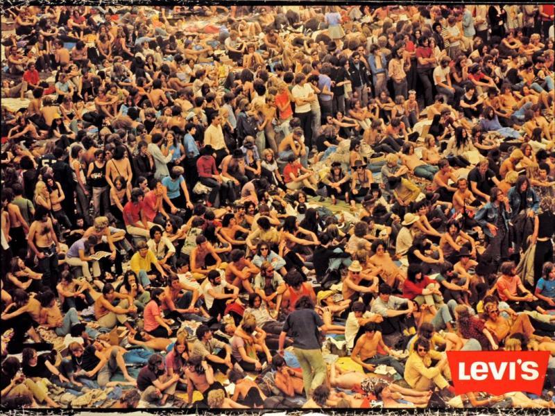 Levi's Woodstock