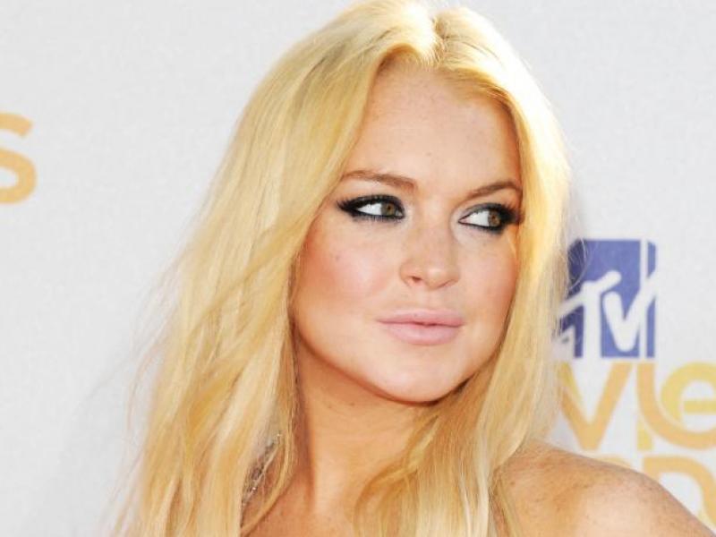 Lindsay Lohan - Księżniczka na dnie
