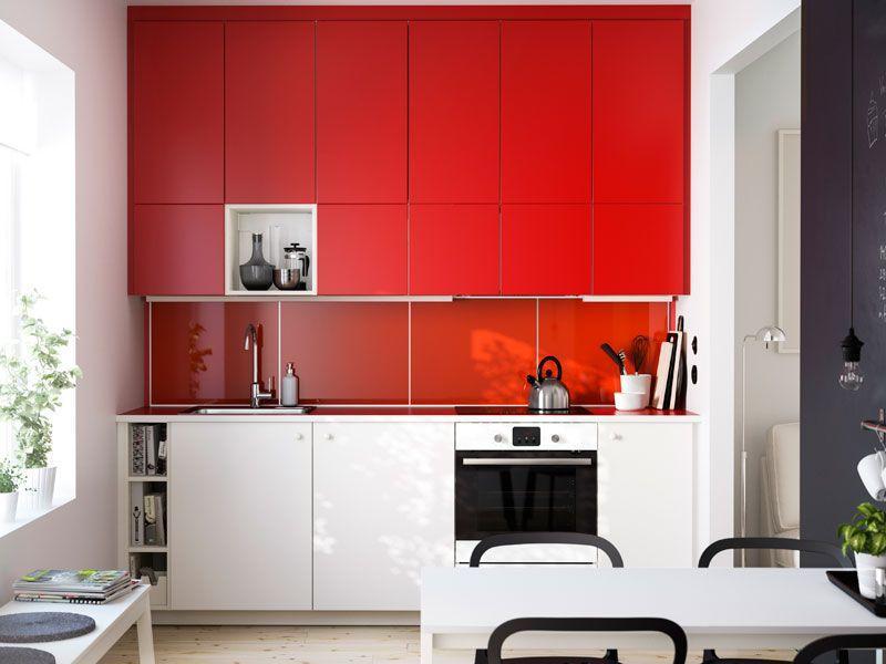 Mala Kuchnia Poznaj 10 Pomyslow Na Niewielka Kuchnie Wg Ikea