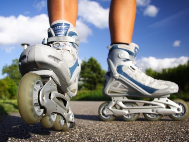 Czy jazda na rolkach pomaga schudnąć z brzucha