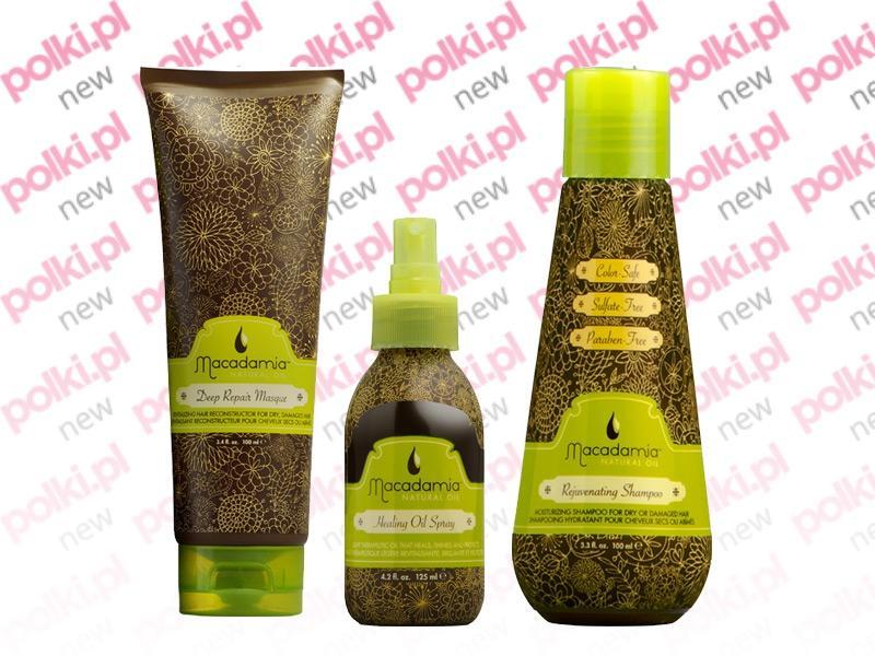 Macadamia Natural Oil