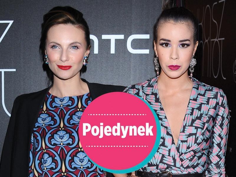 Macademian Girl i Sylwia Gliwa we wzorach. Która lepiej? [sonda]
