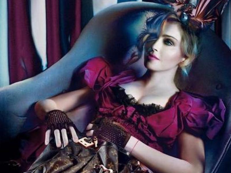 Madonna dla Louis Vuitton (video)
