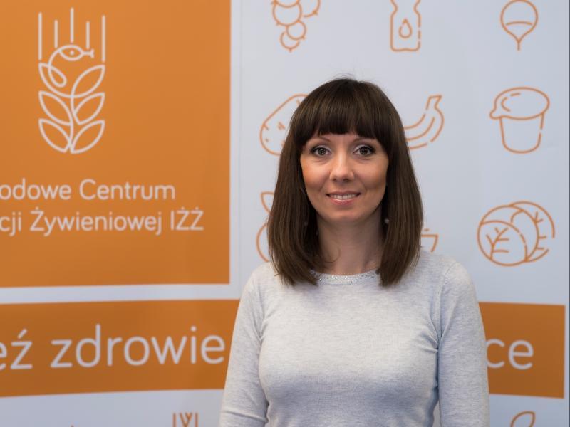Magdalena Siuba-Strzelińska, dietetyk