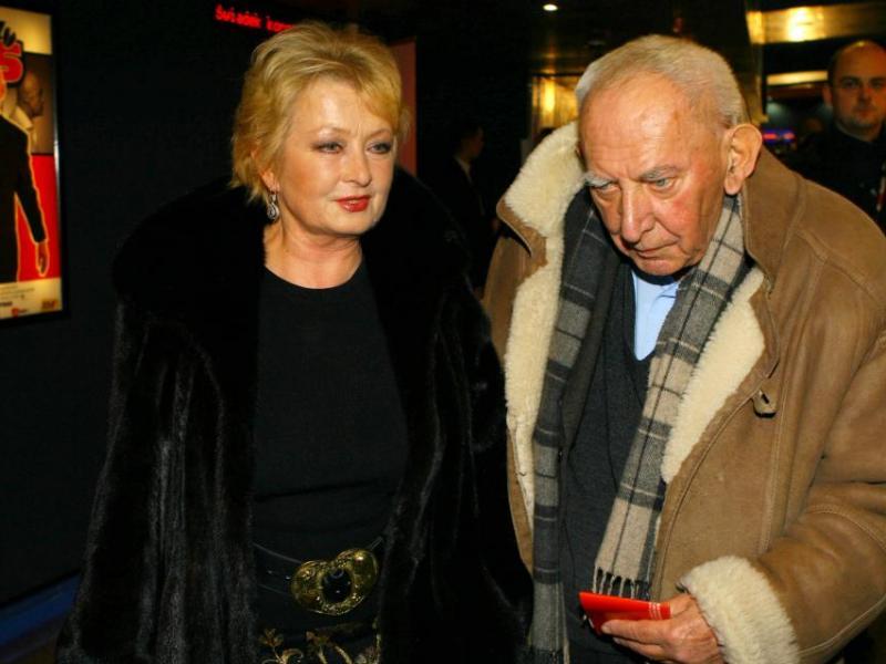 """Magdalena Zawadzka: """"On zawsze jest ze mną"""""""