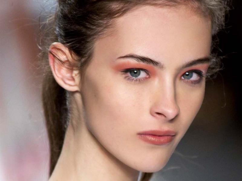 Makijaż dla cery suchej
