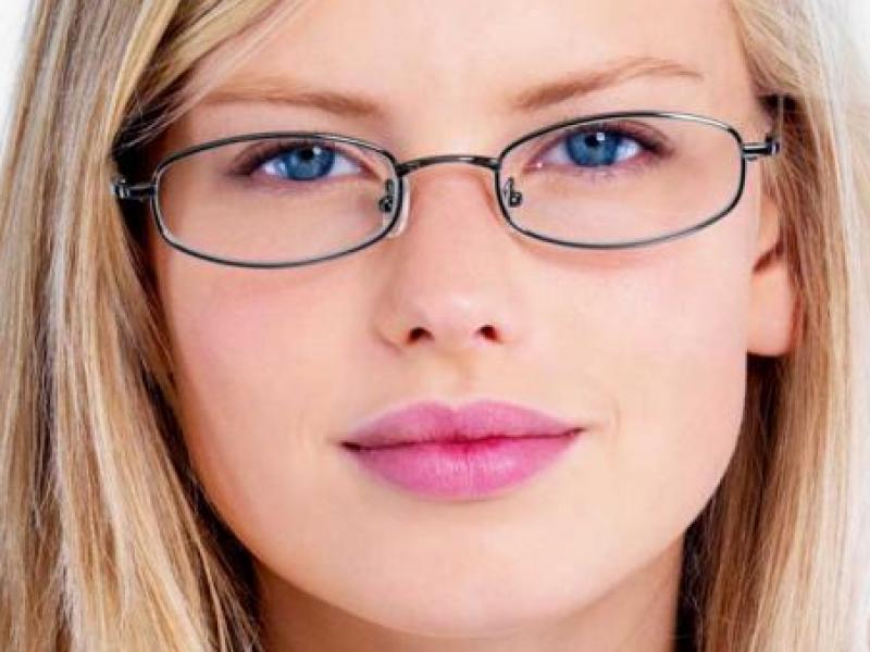 Makijaż dla dalekowidza