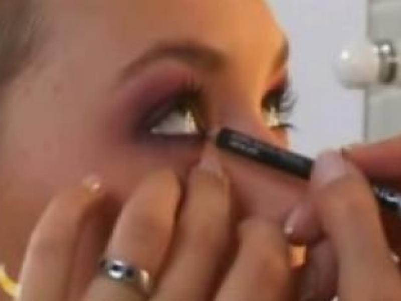Makijaż na imprezę (video)
