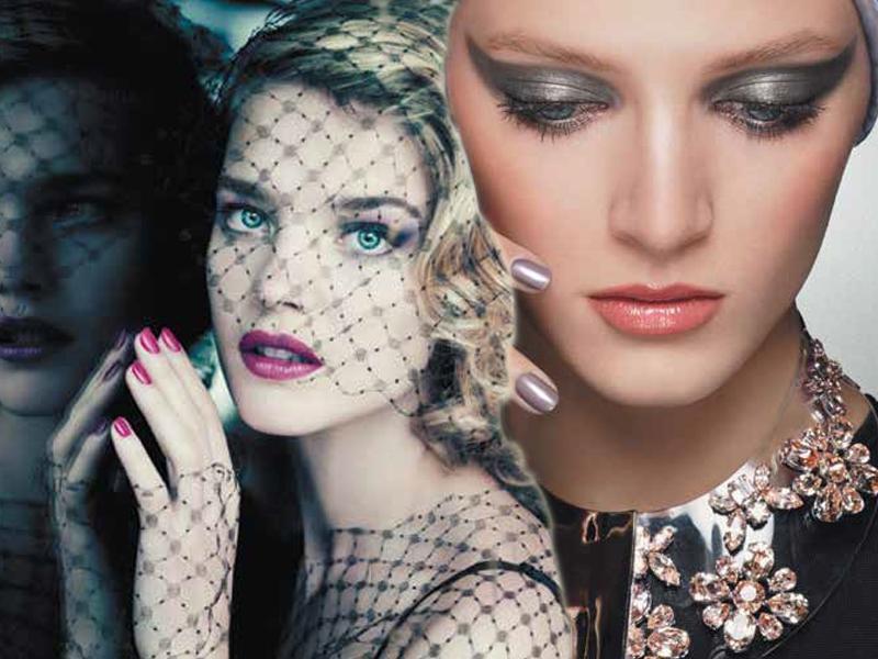 Makijaż na jesień - Dior i Guerlain
