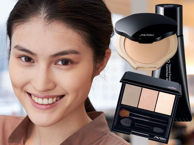 Makijaż Nude Krok Po Kroku Wg Shiseido Perfumy I Kosmetyki Polkipl