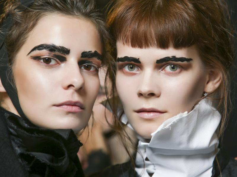 Makijaż permanentny brwi może ci poważnie zaszkodzić!