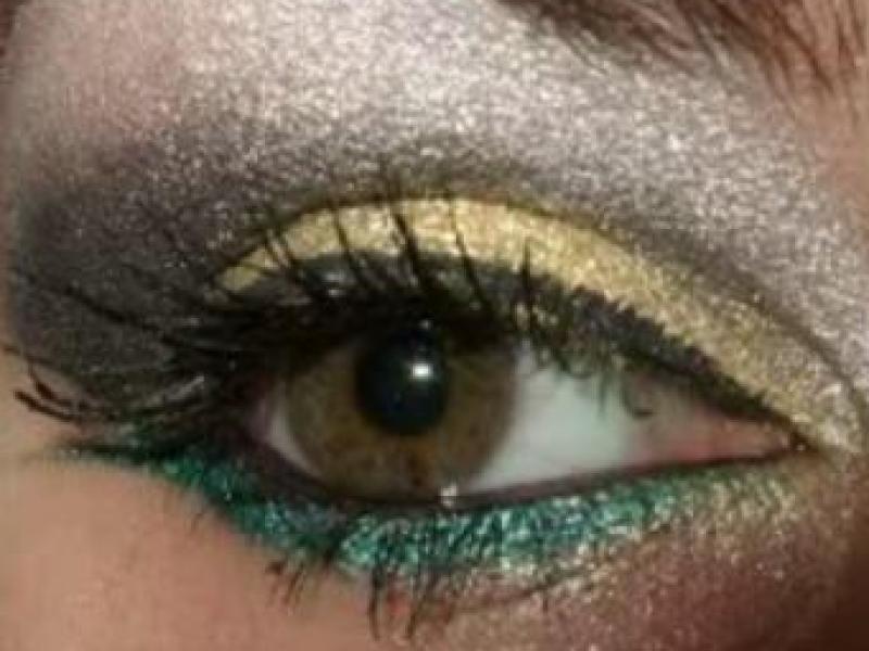 Makijaż W Stylu Bollywood Video Pielęgnacja Ciała Polkipl