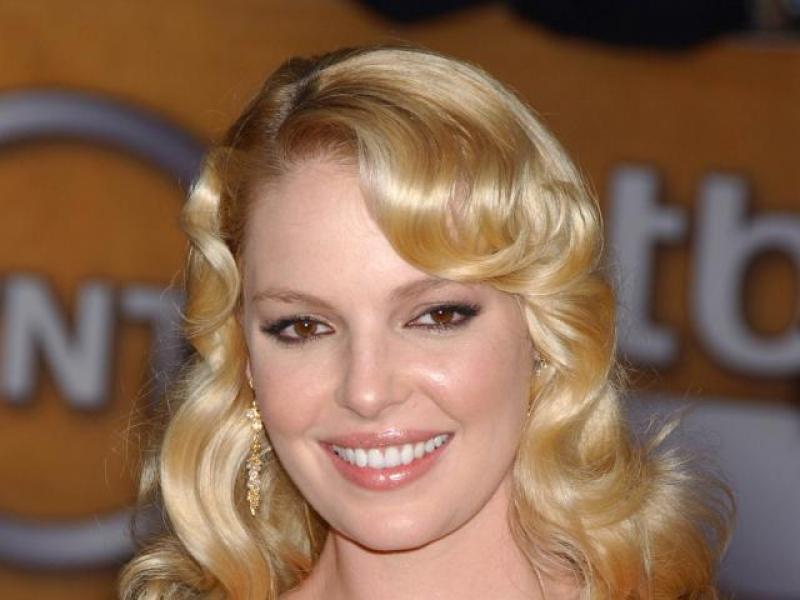 Makijaż w stylu Katherine Heigl