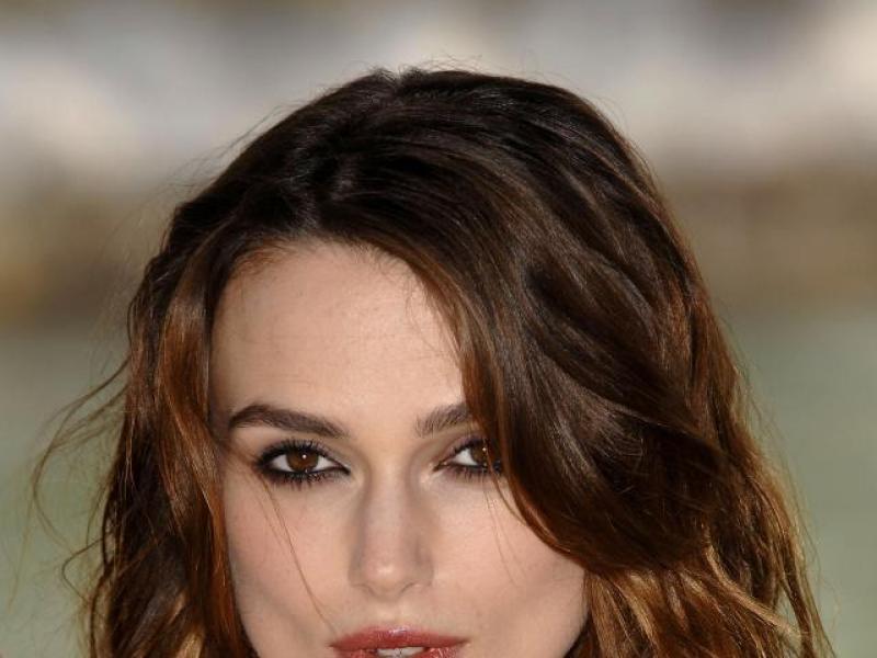 Makijaż w stylu Keiry Knightley