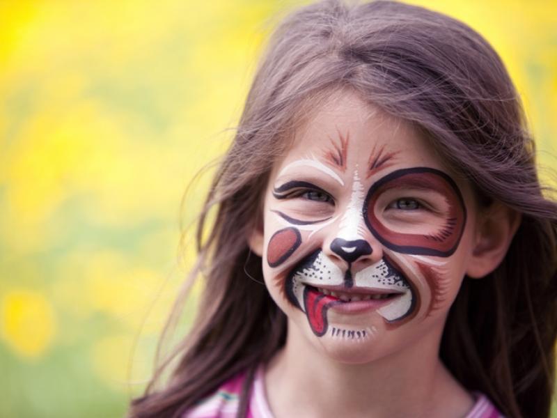 Malowanie Twarzy Dzieciom Proste Wzory