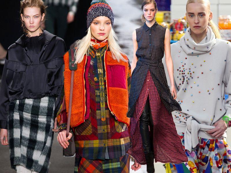 Mamy coś dla trendsetterek: jak stylizować warstwy
