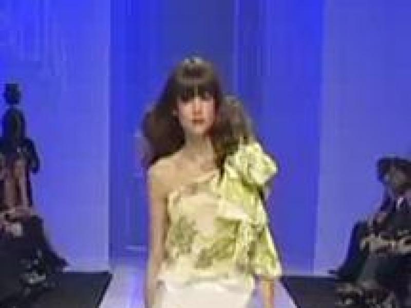 Mango wiosna-lato 2009 (video)