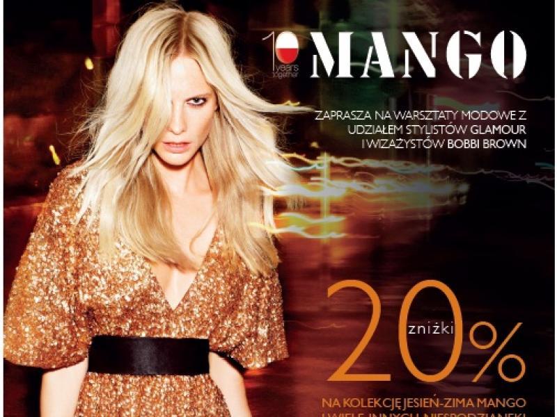 Mango zaprasza na listopadowe warsztaty mody!